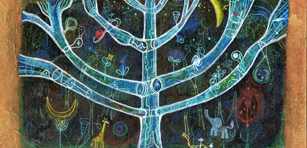 千夜千絵の木