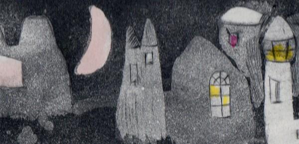ももいろ月と幻像の夜に