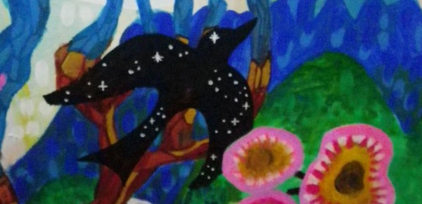 星鳥や星猫