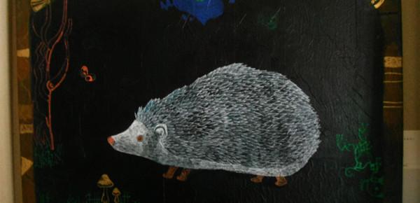 森海ハリネズミ